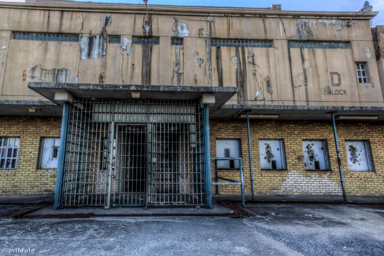 A börtönt hét évvel a Halálsoron forgatása előtt, még 1992-ben zárták be végleg