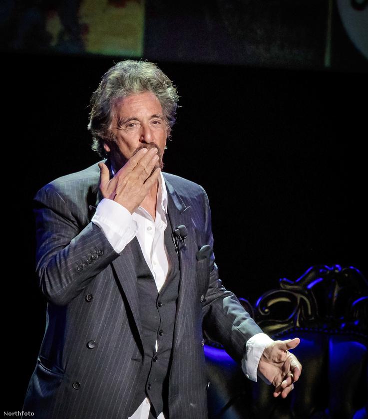 De kit érdekel, ha egyszer ő Al Pacino!