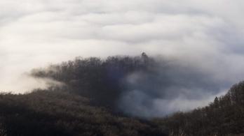 Köd borul a hétvégénkre