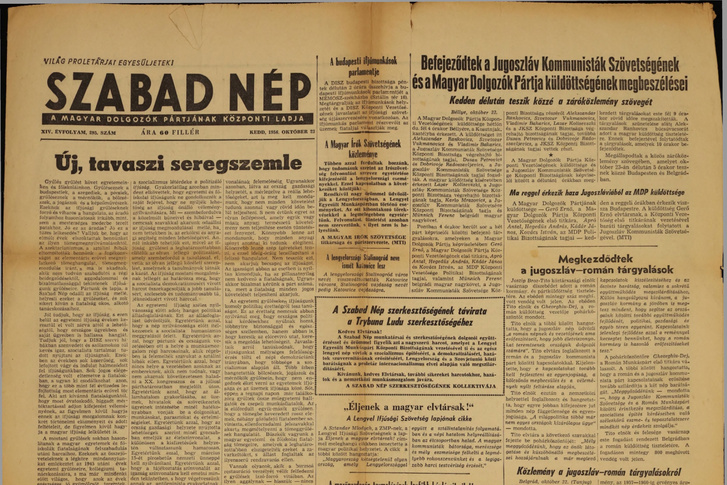 Nepszabadsag 1956 10  pages94-94