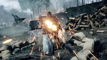 Csak a címében 1 az új Battlefield