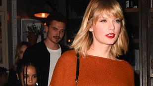 Taylor Swift fotóval is tudja bizonytani, hogy fogdosták