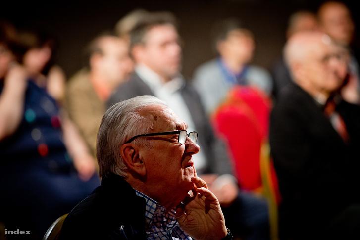 Kovács László egy májusi eu-s konferencián