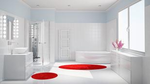 A ragyogó fehér fürdő titka