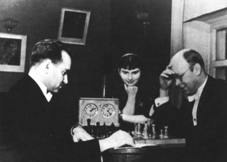 David Ojsztrah és Szergej Prokofjev