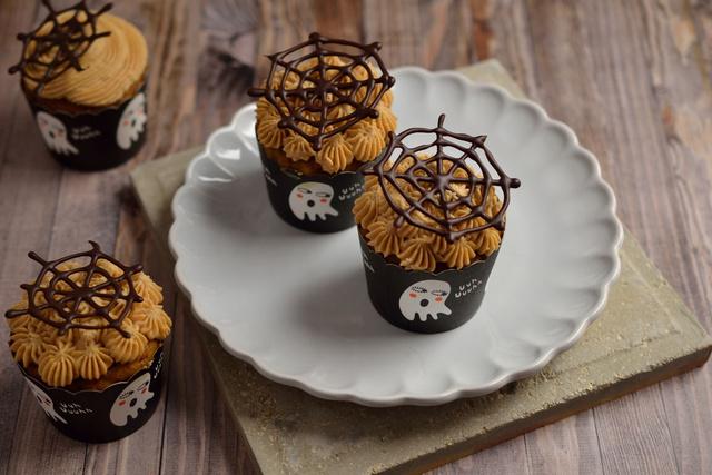 Halloween cupcake1