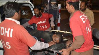 Az Iszlám Állam magára vállalta az 59 halottas vérfürdőt