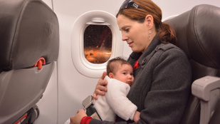 Jó ötlet a gyerekmentes zóna a repülőkön?
