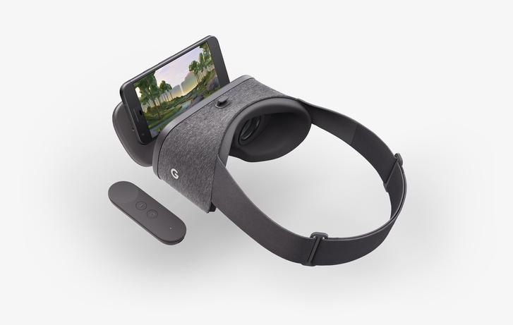 A Google Daydream VR