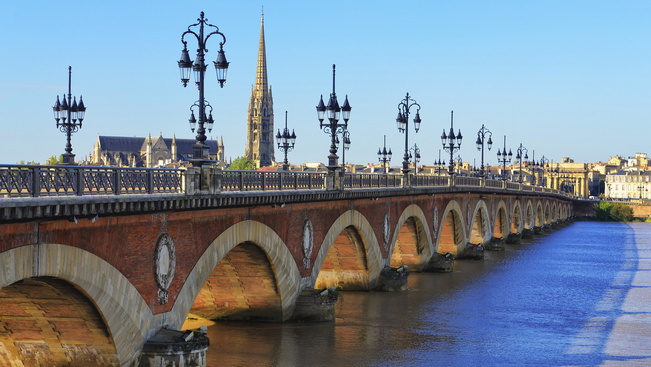 Bordeaux 2017 legmenőbb úti célja