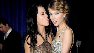 Nem lett armageddon Taylor Swift és Katy Perry találkozásából