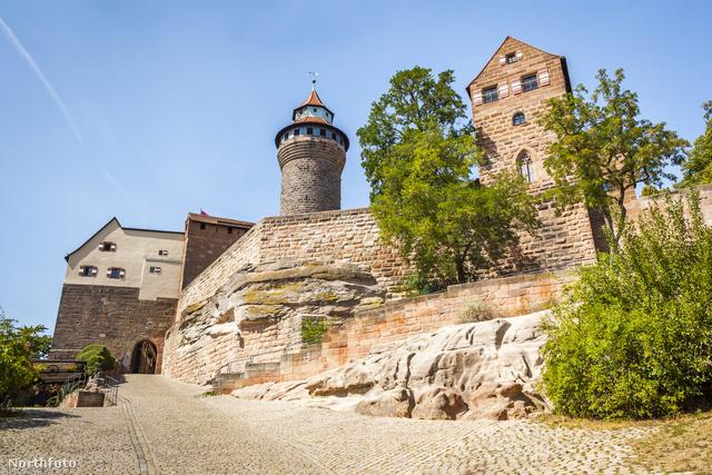 Nürnberg vára