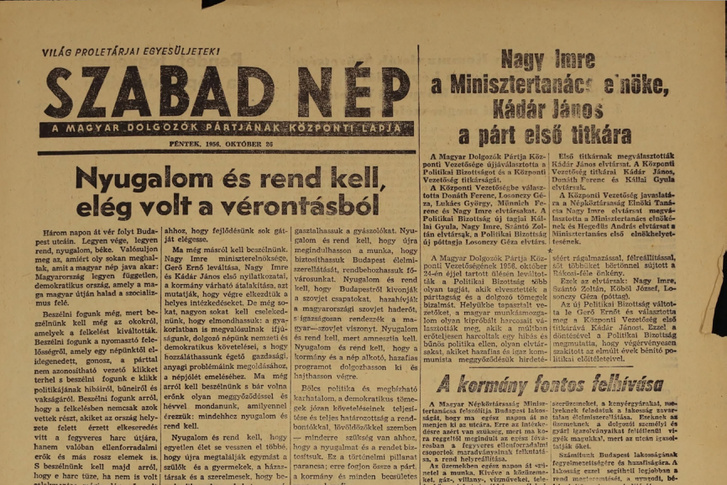 Nepszabadsag 1956 10  pages98-98