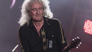 Brian May tényleg súlyos depresszióban szenved