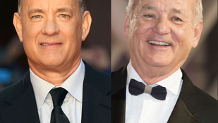 Most akkor ez Bill Murray vagy Tom Hanks?