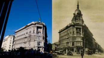 Budapest eltűnt kupolái
