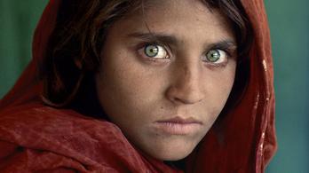 Letartóztatták a világszerte ismert afgán lányt