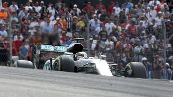 Hamilton nem gondol a 2007-es, raikkönenes esetre