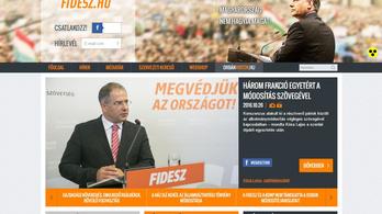 A fidesz.hu legyűrte a gigantikus hekkertámadást