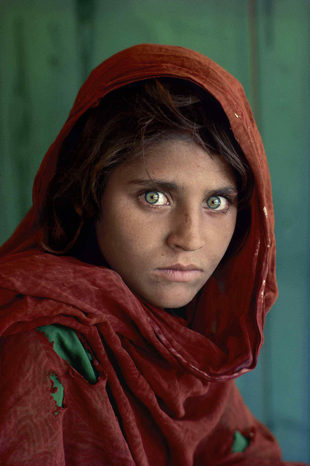 Steve McCurry afganlany