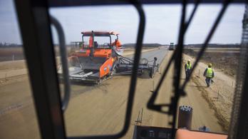 A Transparency International beszáll az autópálya-építésbe