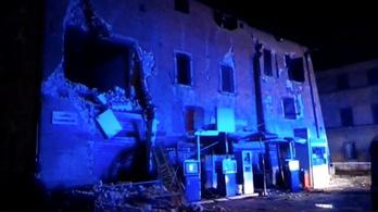 Három erős földrengés rázta meg Róma környékét