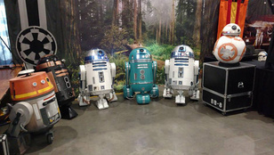 Menő vagy ciki a retrósított R2-D2?