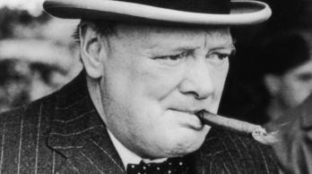 Elárverezték a Churchill szivartartójából készült hegedűt