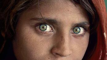 Megszólalt Steve McCurry is az afgán lány ügyében