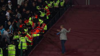 Ha nem zárják be a stadiont, megölnek ott valakit