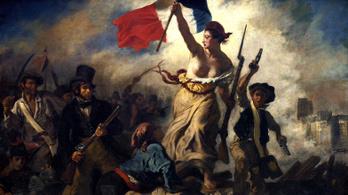 Múmiából készült festékkel festett Delacroix?