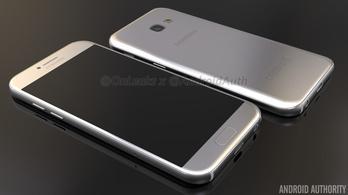 Kiszivárgott egy új Samsung-telefon