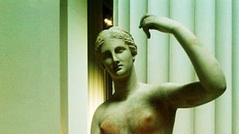 Egy pincér törte le a British Museum Vénusz-szobrának hüvelykujját