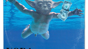 Ilyen lett volna a Nevermind, ha Yoda nem jediket képez inkább