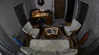 Lemásolták Hitler bunkerét