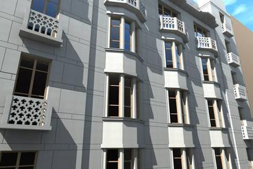 A Herecegprímás utcában lerombolt Pollack-ház csak silányabb minőségben születhetett újjá. Reménykedjünk, hogy itt nem ez történik majd