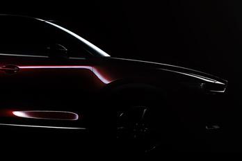 Előzetes az új Mazda CX-5-ből