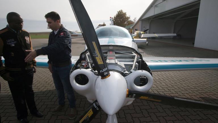 Magyar elektromos repülő hódíthatja meg a kínai eget