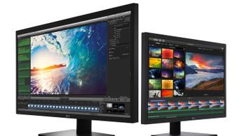 Az LG gyártja a monitort az új Macbook mellé