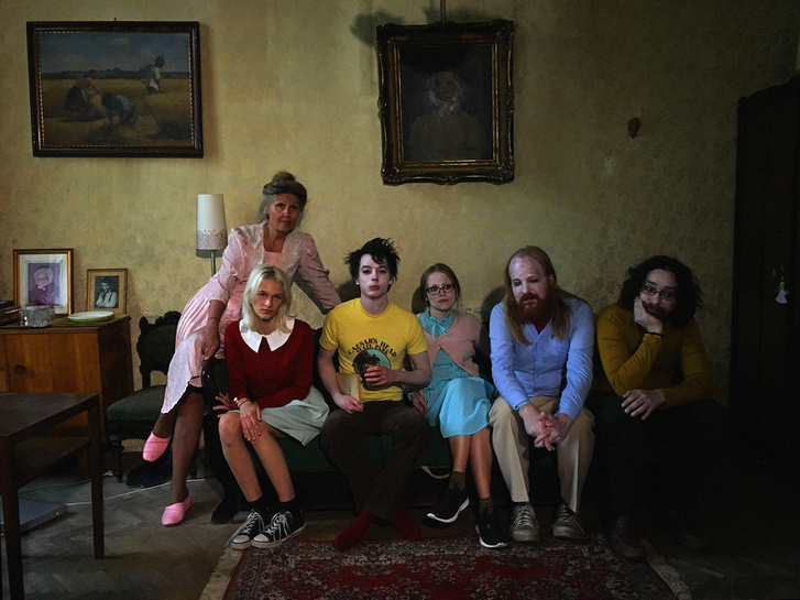Anton Vezuv IMAMOOCH family
