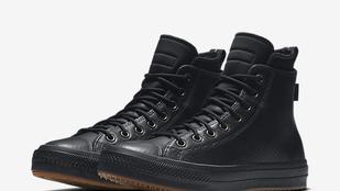Egy évszázad alatt eljutott a Converse a vízálló cipőig