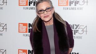 Carrie Fisher felelősségét vizsgálják egy drogtúladagolásos ügyben