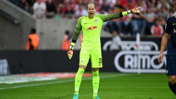 Gulácsi 11-est védett, a Lipcse üldözi a Bayernt