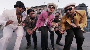 Per lehet az Uptown Funkból