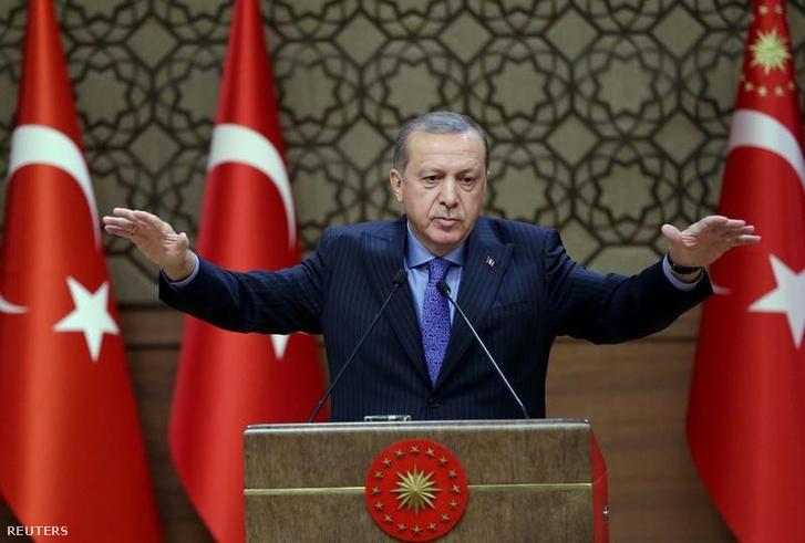 Erdogan komoly tisztogatásba kezdett