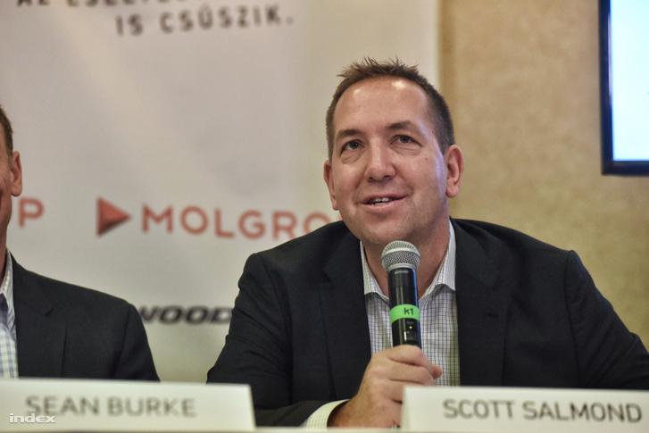 Scott Salmond