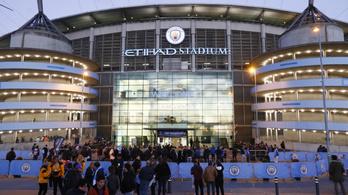 Kiderült, miért kellett kiüríteni a Manchester City stadionját