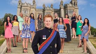 Harry herceg már be is mutatta a királyi családnak új barátnőjét