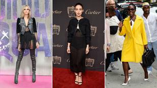 Íme az év 20 legjobban öltözött nője