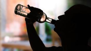 Az alkohol észrevétlenül veszi át felettünk a kontrollt